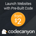 Launch Websites with Pre-Built Code